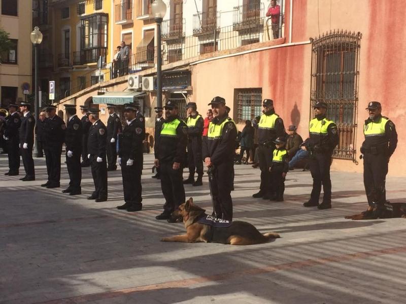 2016_Formación en la Plaza del Ayuntamiento