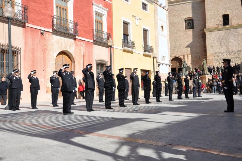 2015_Formación en la Plaza del Ayuntamiento