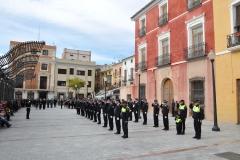 2014_Formación en la Plaza del Ayuntamiento
