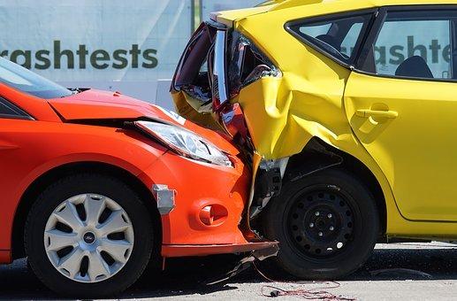 Crash Test, Colisión, 60 Kilometros H