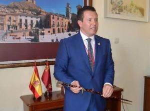 Imagen del alcalde de Mula