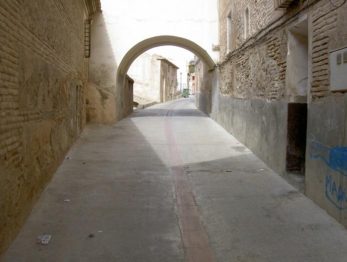 calle las monjas oeste