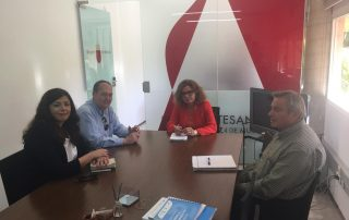 Reunión Dirección General de Comercio 05_05_2017