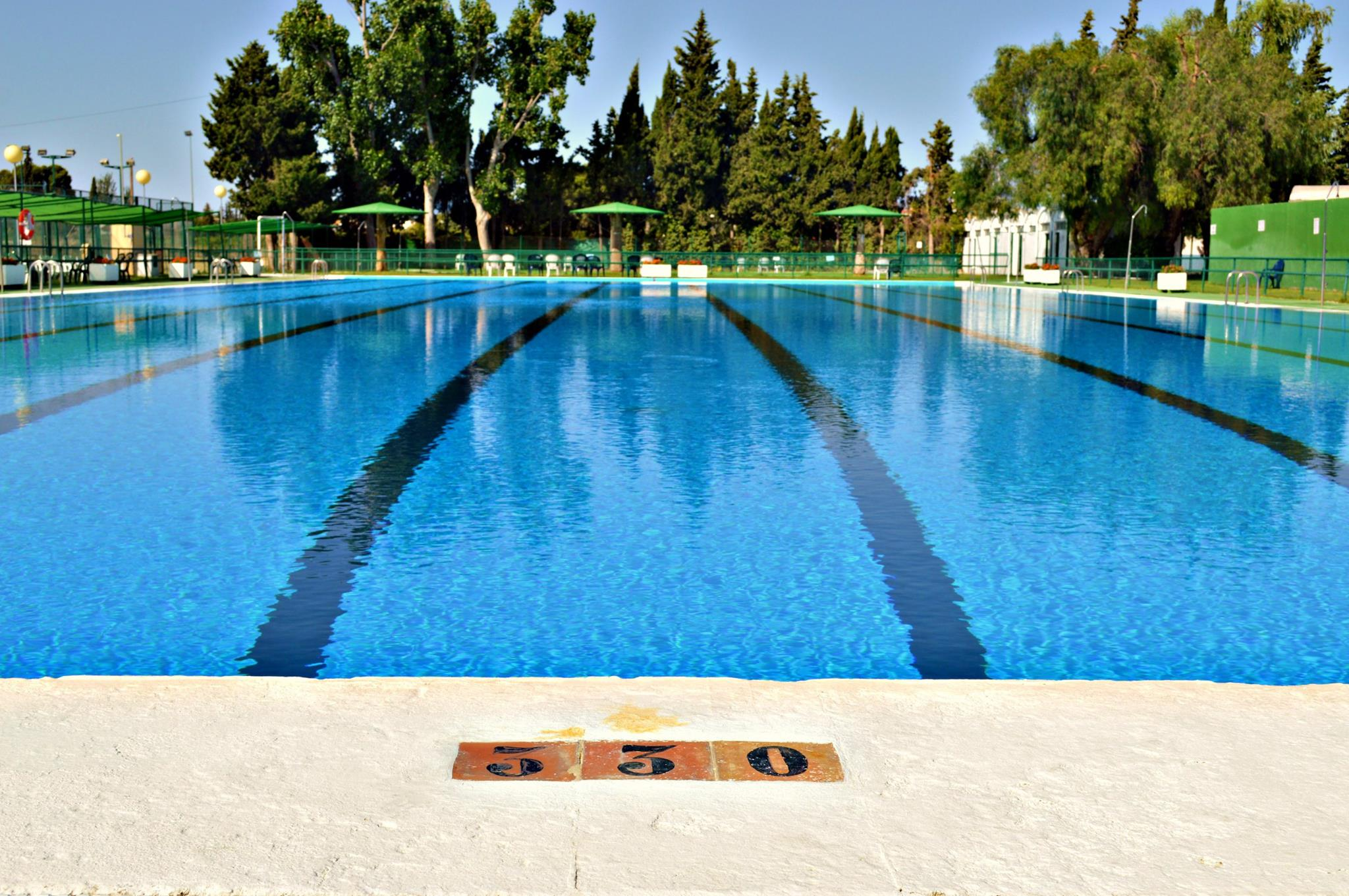 La piscina municipal de verano abre sus puertas ma ana for Piscina municipal