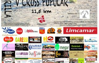V cross popular fuente librilla