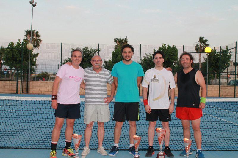 XXXIV Liga Local de Tenis 2017 - 2018 1