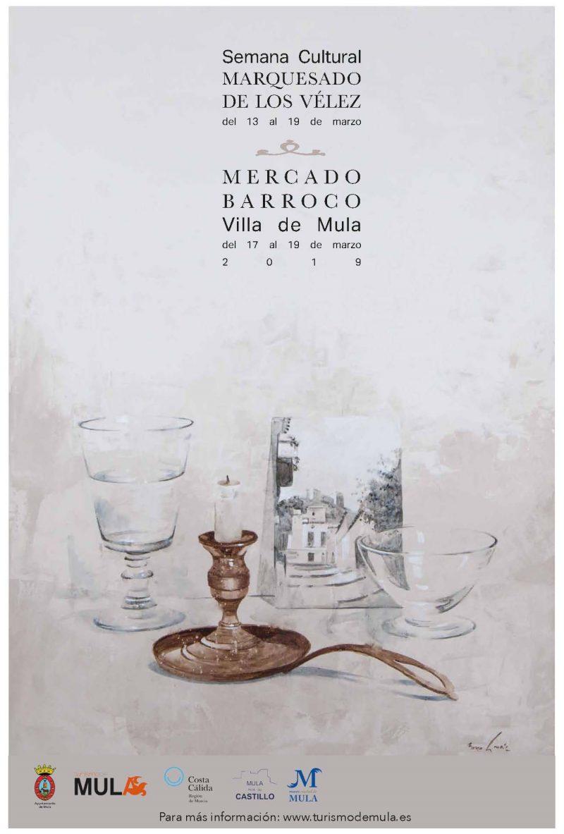 CARTEL MERCADO BARROCO 2019