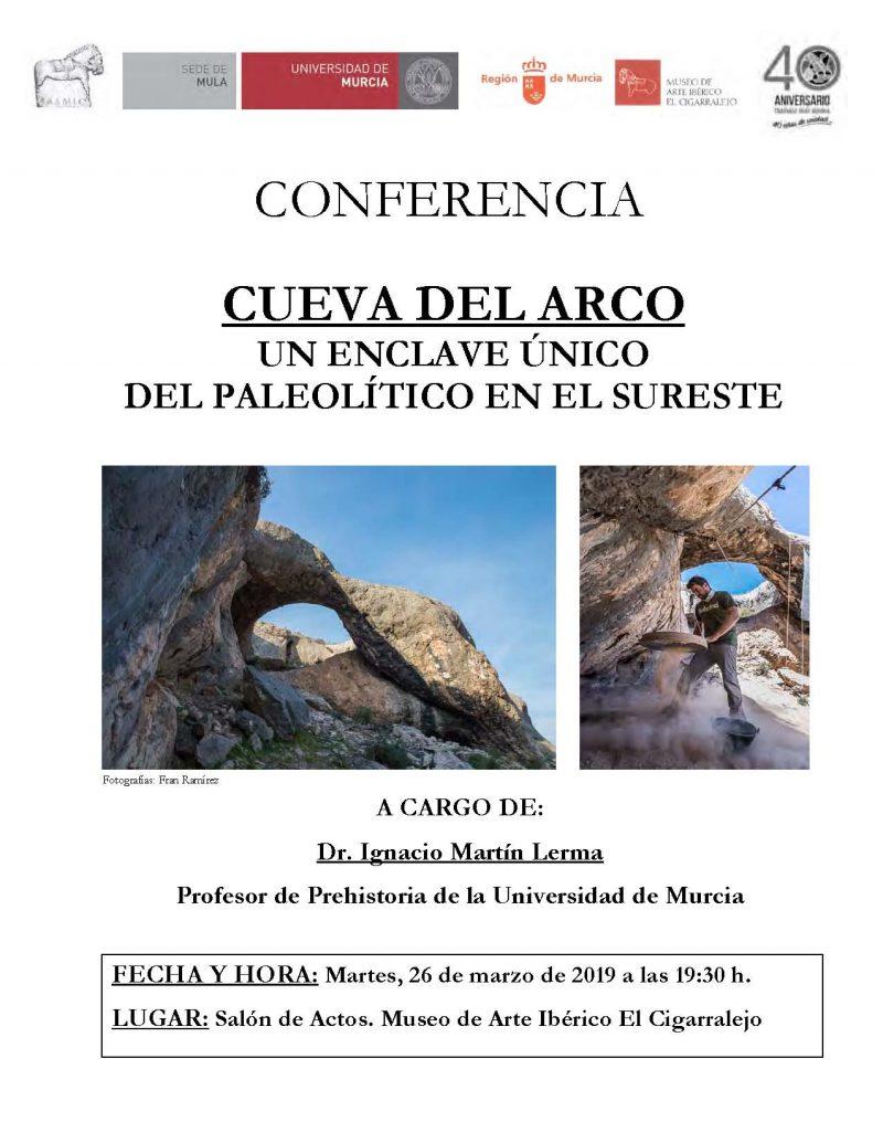 Conferencia CuevaDelArco (1)