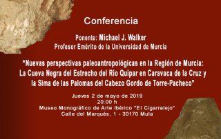 Cartel de la Conferencia 2 mayo 2019